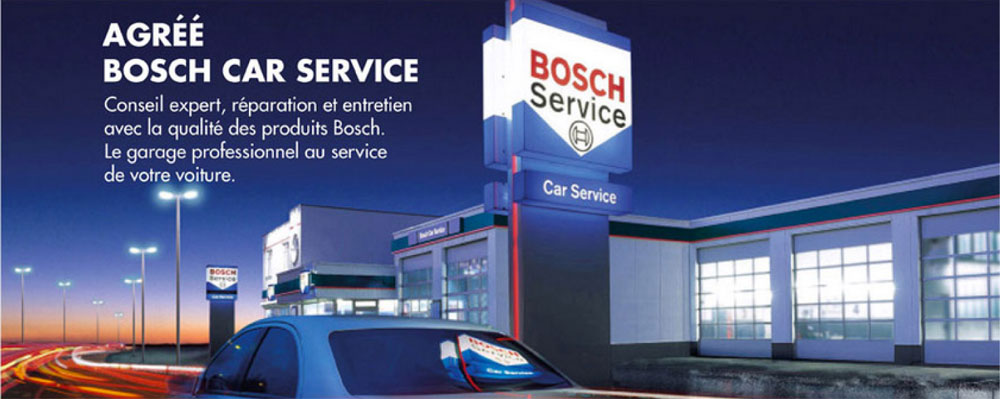 Bosch Car Services